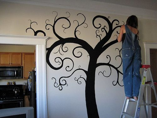 Do You Want To Create A Beautiful Mural In Your Home? It Is Easier Than Part 57