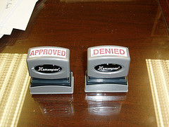 Approved or Denied