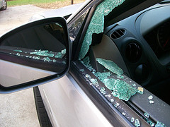 Car break-in