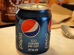 Pepsi mini can