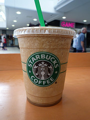 Starbucks espresso drink