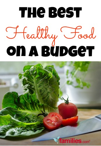 The Best Healthy Food on a Budget