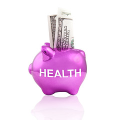 health piggy bank