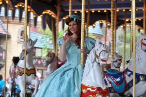 Disney's new ad says princesses don't just look like this anymore.
