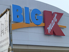 Big Kmart Sign