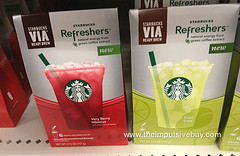 Starbucks VIA Refreshers