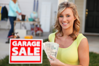 Maximize Your Garage Sale Income
