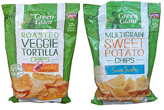 Green Giant Veggie Chips
