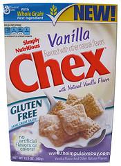 Vanilla Chex