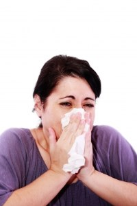 weird pregnancy symptoms rhinitis