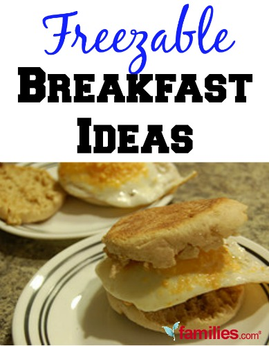 Breakfast Items that Freeze Well