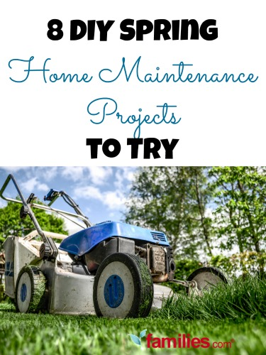 8 DIY Spring Home Maintenance Projects to Try