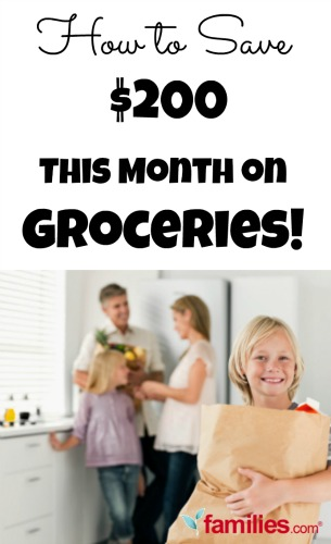 Save $200 This Month on Groceries!