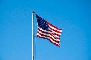 American Flag Resized