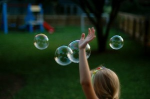 Bubbles resized