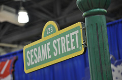 Sesame Street Launches Autism Initiative Find more family blogs at Families.com