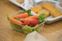 Things to Know About the New School Lunch Rules Find more family blogs at Families.com