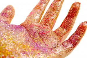 Scientists Say Glitter is Bad for the Enviroment Find more family blogs at families.com