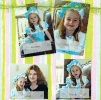 Scrapbooking Portait Layouts