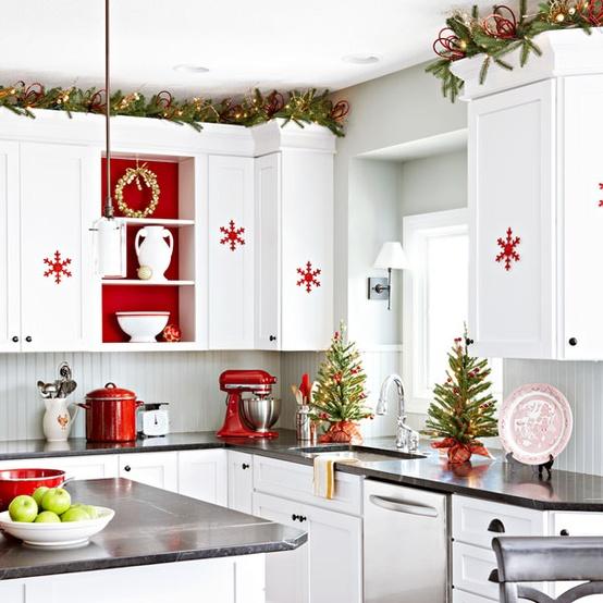 Perfect Holiday Kitchen