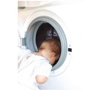 how to clean mold off front loading washing machine