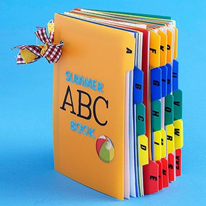 abc book report Alphabet book research report lesson - use the printable lesson for your lesson plan you could make an abc book that includes the important information.