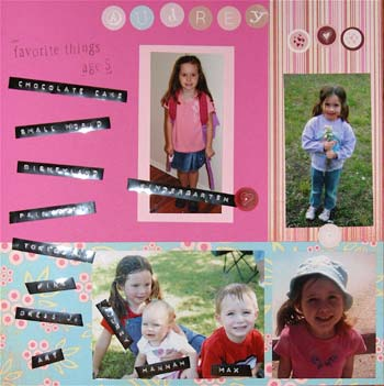 Scrapbook With Your Kids Scrapbooking Families