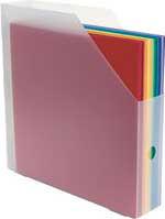 scrapbooking paper storage