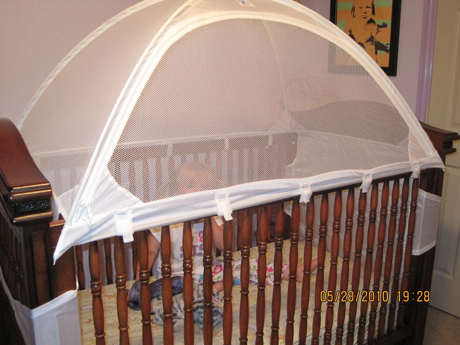 crib tent & The Crib Tent Toddlers Families.com