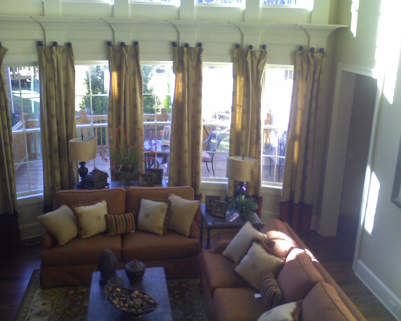 ... But The Cost Of Custom Curtains Can Be Quite Prohibitive. But What Do  You Do When Your Home Has Windows That Donu0027t Fit Store Bought Curtains?