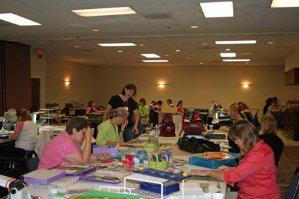 Maximize Your Cropping Adventures Scrapbooking Families Com