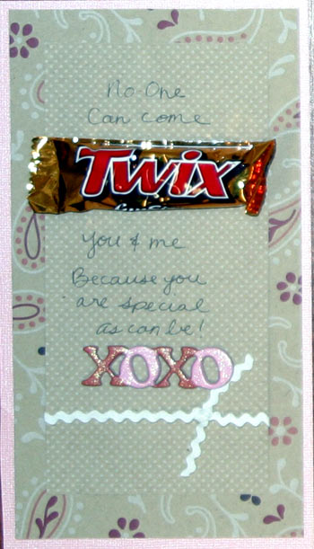 Valentine Candy Gram Sayings - Soccer All In One