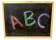 abc, scrapbook, albums