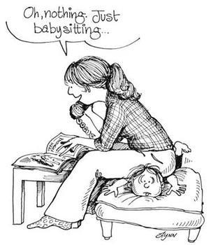 Finding A Babysitter1