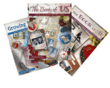Scrapbooking - Angie Pedersen - The Book of Me