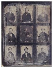 daguerreotypes photographs antique