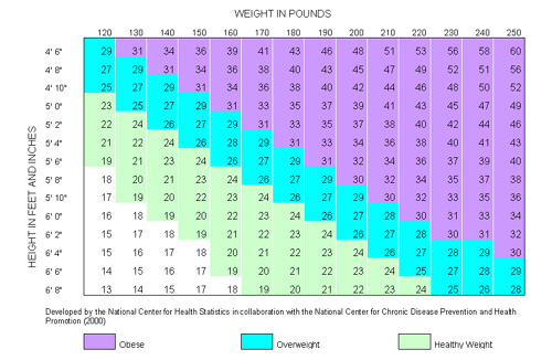 Bmi calculator how much weight should i lose