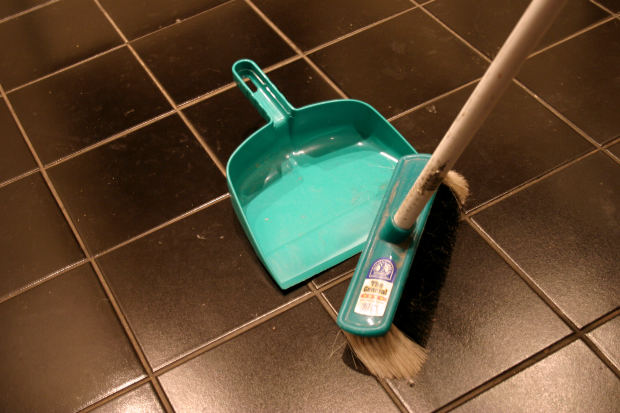 How To Clean A Kitchen Floor
