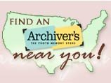 archivers scrapbook store