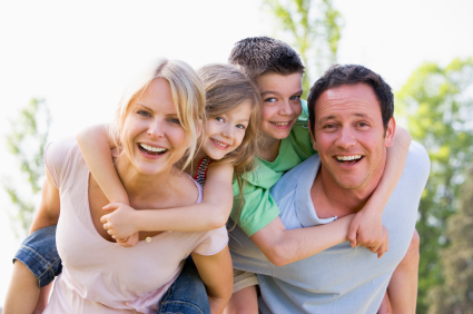 10 Things Happy Families Do