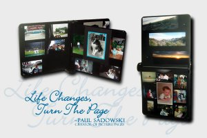 scrapbooking, decor, picture pages