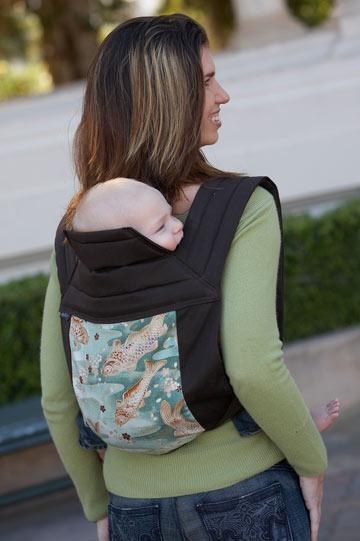 Mei tai sling how to wear