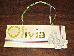 Craft Wooden Name Plate Homeschool Families Com