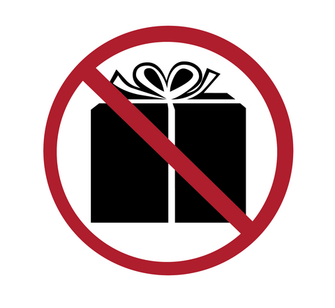 No Gifts Required Pre School Families.com