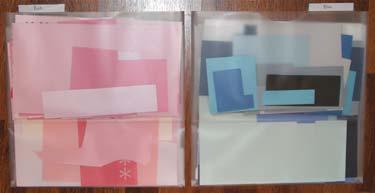 Organizing Scrapbook Paper Scraps