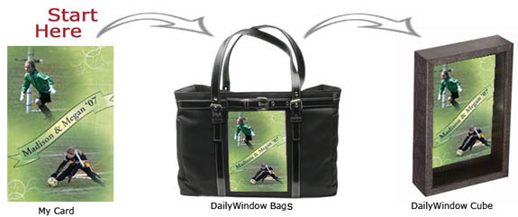 Daily Window Bags
