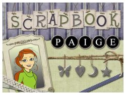 Scrapbooking Paige Video Game