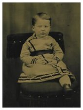 tintype photographs antique