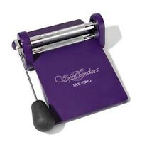 the wizard spellbinders, scrapbooking, die cutting system