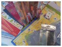 patterned paper, scrapbook papers